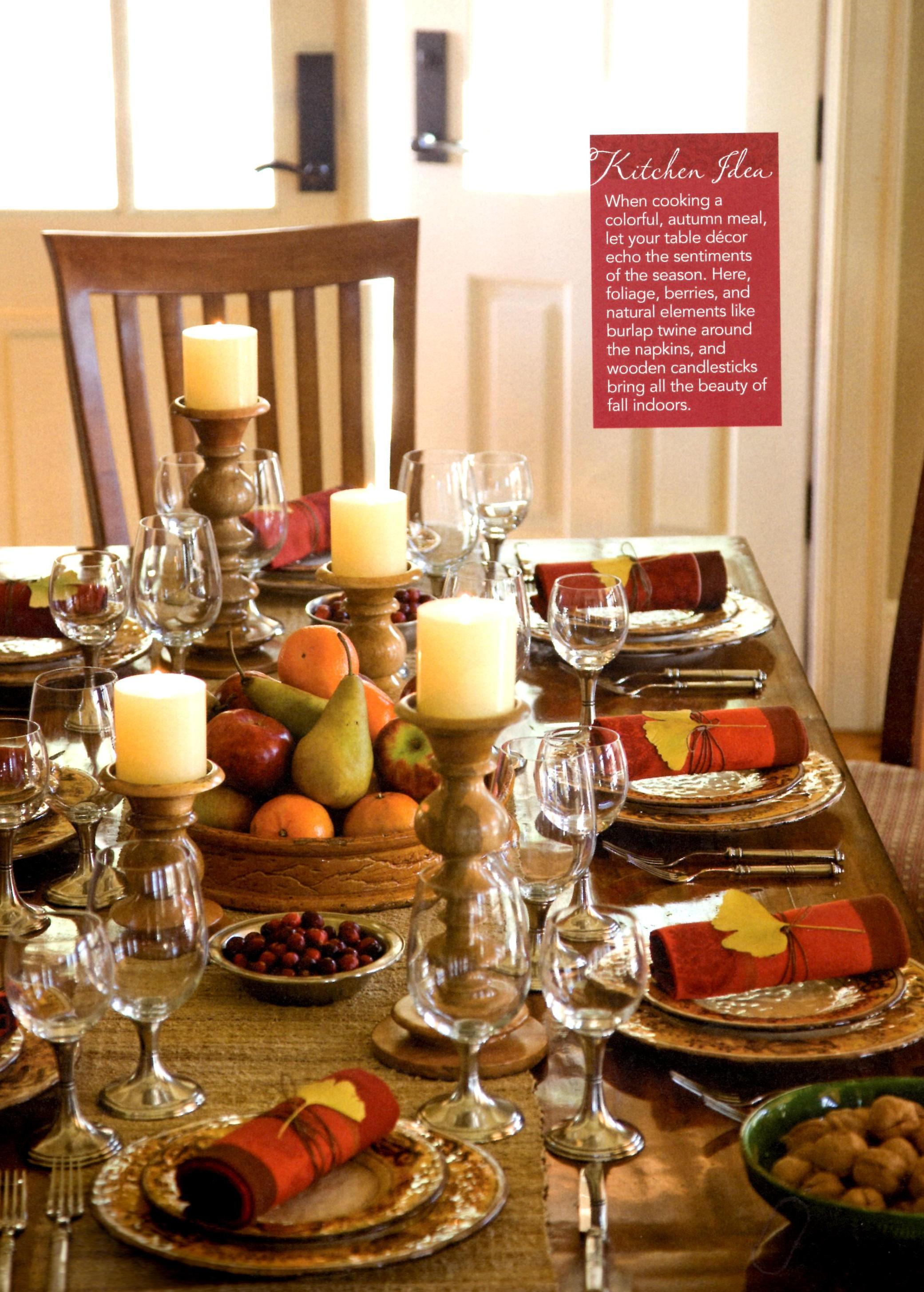 Tablescapes Holiday Decorating Amp Hospitality Let Your