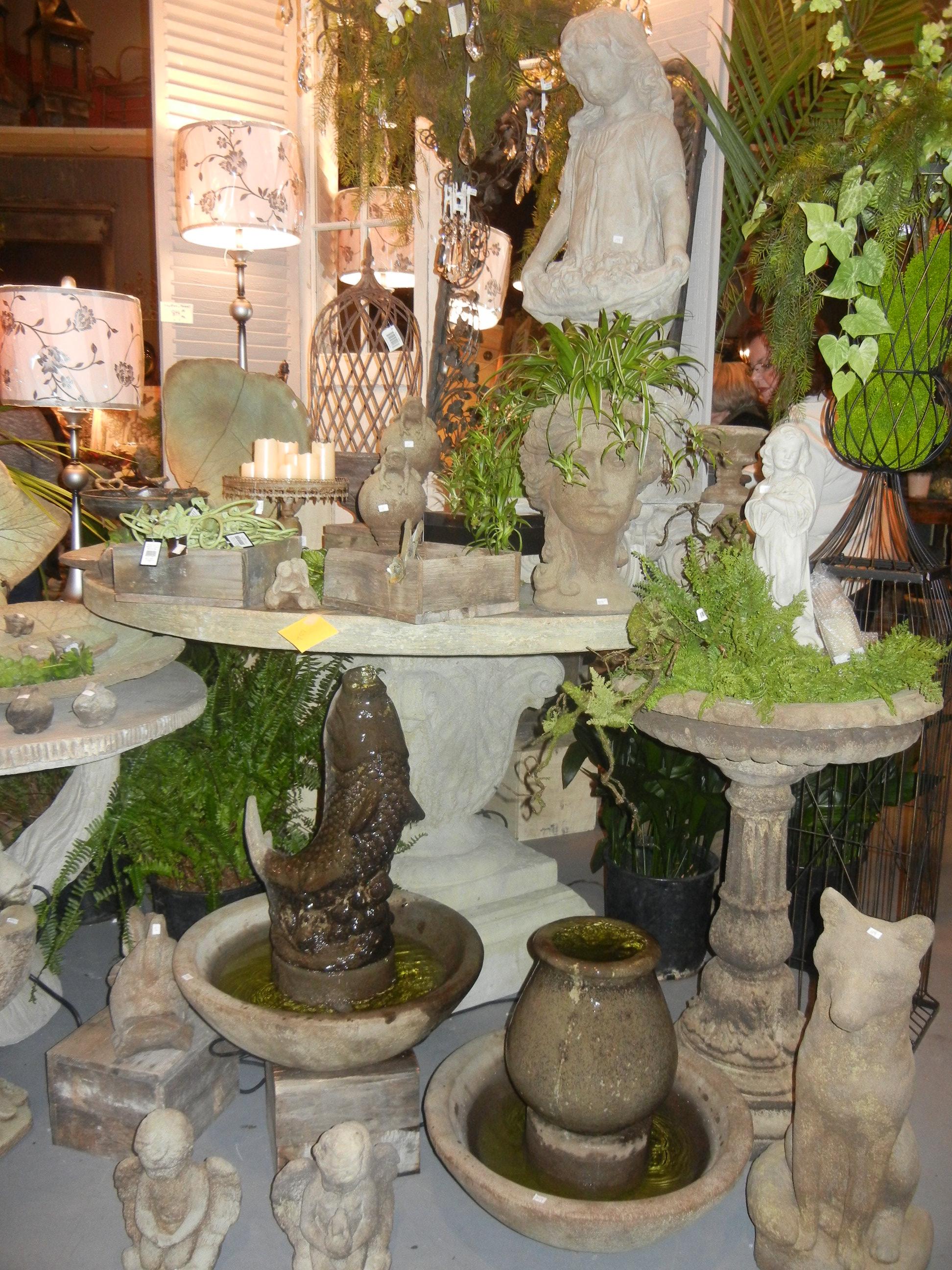 2012 Antiques & Garden Show of Nashville | Let Your House ...